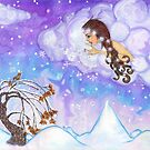 Winter's Kiss by CiannaRose