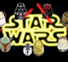 Star Wars Tiggles by LaurasLovelies