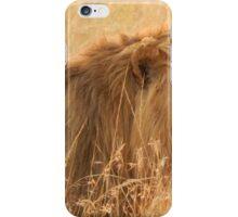 Serengeti Lion iPhone Case/Skin