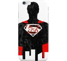 FALSE GOD - Batman v Superman iPhone Case/Skin