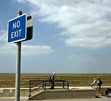 No exit 2 by Mark  Coward