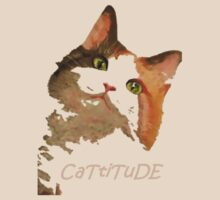 Cattitude by taiche
