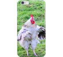 Doing the funky chicken iPhone Case/Skin
