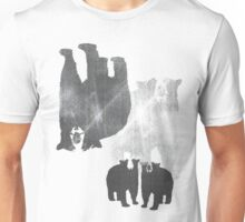 Plight of the black bear Unisex T-Shirt