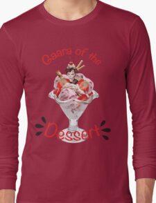 Gaara of the Dessert Long Sleeve T-Shirt