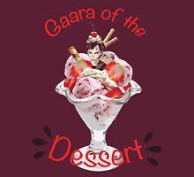 Gaara of the Dessert Womens Fitted T-Shirt