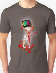 Strawberry Woman Unisex T-Shirt