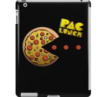 PacMan - PacLunch Funny NoveltyShirt iPad Case/Skin