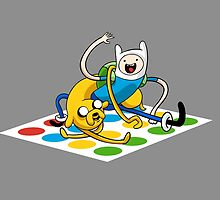 Adventure Time Twister by Bendragon
