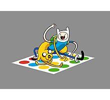Adventure Time Twister Photographic Print