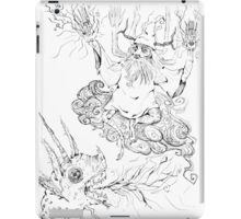 Wizard Fantasy iPad Case/Skin
