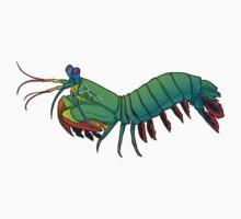 Friendly Mantis Shrimp  Kids Clothes