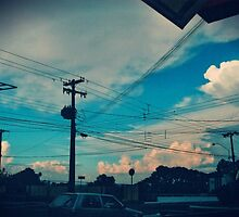Look at those sky lines by imagerially