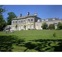 Upton Country House Photographic Print