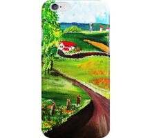 Road to Upcountry iPhone Case/Skin