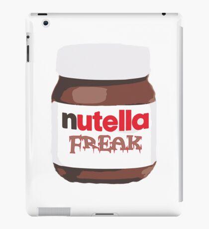 Nutella Freak iPad Case/Skin