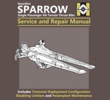 Sparrow Service and Repair Manual by Adho1982