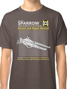 Sparrow Service and Repair Manual Classic T-Shirt