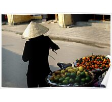 In the Streets of Hue Poster