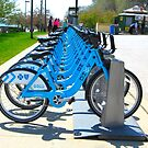 Rent & Ride Chicago Bicycles by Jonathan  Green