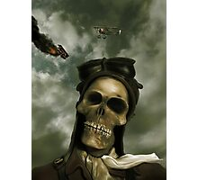 Death From the Skies Photographic Print