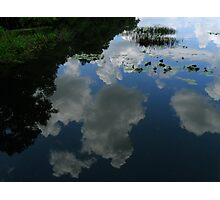Lake Views From The Gardens ~ Part One Photographic Print