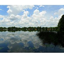 Lake Views From The Gardens ~ Part Two Photographic Print