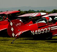 Pitts Special by Matt Sillence