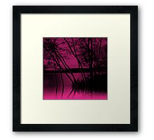 Lake  Waywayanda  at    Rest                     Framed Print