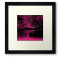 Lake  Waywayanda  at    Rest                     Framed Print