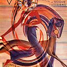 Vogue Patterns Kiss Proof Powder. by nawroski .