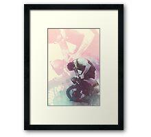 M1 Framed Print