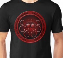 Noodly Hydra (with phrase) Unisex T-Shirt