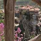 Meteora Monastery by Karen Martin IPA