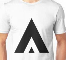 White Stripe Unisex T-Shirt