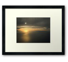 A small world Framed Print