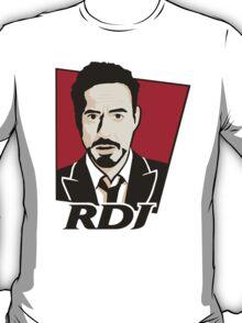 Robert Downey Jr. - KFC Logo T-Shirt