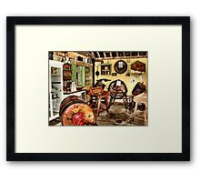 Dairy Devices Framed Print