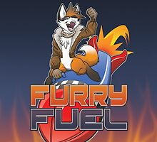 Furry Fuel 2015 Edition (iPhone Cases) by HoshiKitsunuki