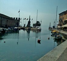 Lake Garda 2.0 - Italy. by clarebearhh