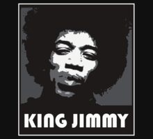 KING JIMMY by Paul Quixote Alleyne