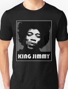 KING JIMMY Unisex T-Shirt