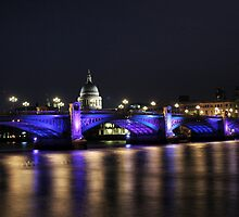 St. Pauls Cathedral by rbailsjeffrey