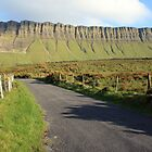 Benbulben mountain 2 by John Quinn
