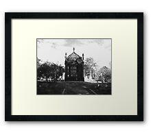 Presidential Suite Framed Print