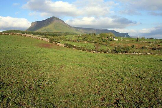 Benbulben mountain 3 by John Quinn