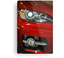 BMW 1 Metal Print
