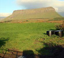 Benbulben mountain 4 by John Quinn