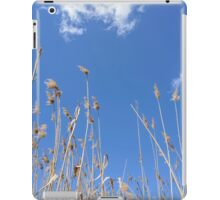 Reeds Moved by the Wind iPad Case/Skin