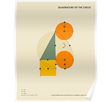 QUADRATURE OF THE CIRCLE Poster